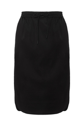 Однотонная юбка T by Alexander Wang