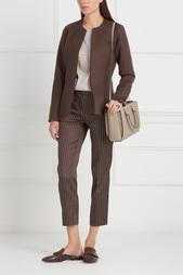 Однотонная блузка Erica Zaionts