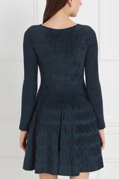 Шерстяное платье Antonino Valenti