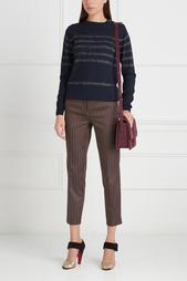 Хлопковый джемпер Sophia Breton MiH Jeans