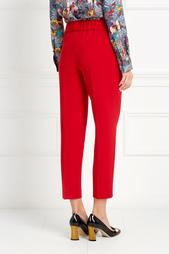 Однотонные брюки Boutique Moschino