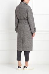Пальто из хлопка и шерсти Avelon