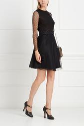 Полупрозрачное платье Natalia Gart