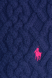 Хлопковый шарф Ralph Lauren Children
