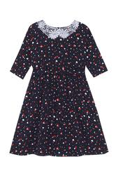 Шелковое платье Alexander Terekhov Children