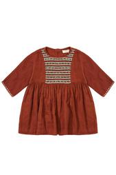 Однотонное платье Malachite Baby Caramel Baby&Child