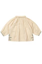 Хлопковая блузка Moss Baby Caramel Baby&Child