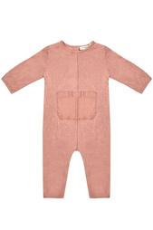 Хлопковый комбинезон Jasper Baby Caramel Baby&Child