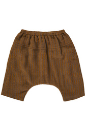 Хлопковые брюки Calcite Baby Caramel Baby&Child