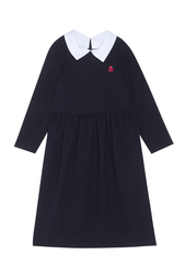 Шерстяное платье Alexander Terekhov Children