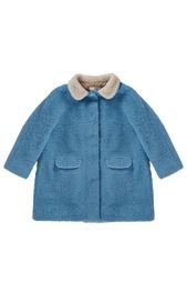 Шерстяное пальто Larimar Caramel Baby&Child