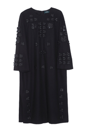 Шерстяное платье Alena Akhmadullina