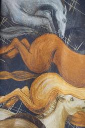 Платок с принтом Alena Akhmadullina