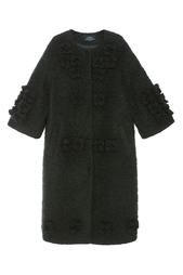 Шерстяное пальто Alena Akhmadullina