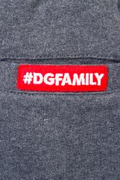 Однотонные брюки Dolce&Gabbana Children
