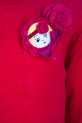 Однотонный кардиган Dolce&Gabbana Children