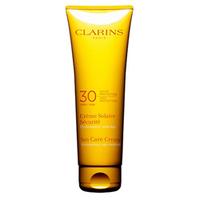 CLARINS Солнцезащитный крем для лица и тела SPF 30 125 мл