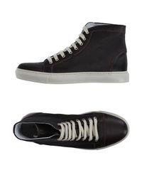 Высокие кеды и кроссовки Exibit
