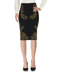 Юбка длиной 3/4 Versace Collection