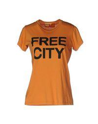 Футболка Free City