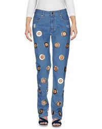 Джинсовые брюки FAP Filles A Papa