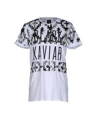 Футболка Black Kaviar
