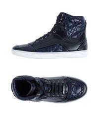 Высокие кеды и кроссовки Dior