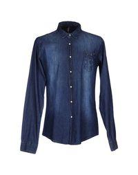 Джинсовая рубашка Adeep