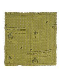Платок John Galliano