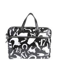 Деловые сумки Moschino