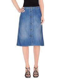 Джинсовая юбка Kaos Jeans