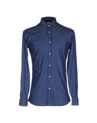 Джинсовая рубашка P. Langella