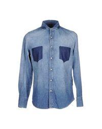 Джинсовая рубашка (+) People