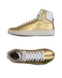 Высокие кеды и кроссовки PDO Gold