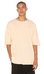 Свободная теплая футболка - Daniel Patrick