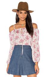 Блуза с открытыми плечами - WAYF