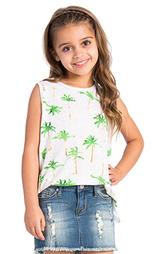 Майка palm tree breeze - Chaser