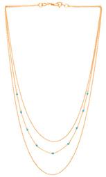 Ожерелья lagoon - gorjana
