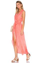 Макси платье pier - YFB CLOTHING