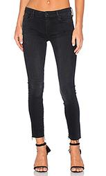 Узкие джинсы looker ankle - MOTHER