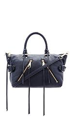 Мото сумка-сетчел - Rebecca Minkoff