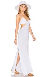 Макси-платье с вырезами blaze - Indah