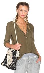 Рубашка на пуговицах с карманом - Bella Dahl