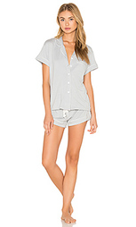 Пижама с шортами abigail - homebodii