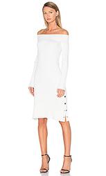 Вязаное платье с длинным рукавом life is real - C/MEO