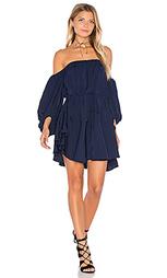 Мини-платье с открытыми плечами leticia - Shona Joy