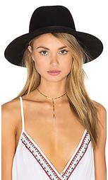 Фетровая шляпа с широкими полями ila - Janessa Leone