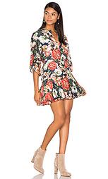 Платье с рюшами valerian - PFEIFFER