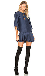 Платье с рюшами beckman - PFEIFFER