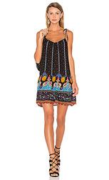 Свободное вязаное платье venuza - FARM